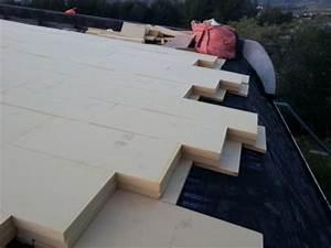étanchéité Terrasse Extérieure : chantier d 39 isolation thermique toiture terrasse d 39 une ~ Edinachiropracticcenter.com Idées de Décoration