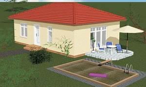 Kleiner Bungalow Kaufen : lbb massivhaus bungalow schl sselfertig bauen mecklenburg vorpommern typ jasmund ~ Whattoseeinmadrid.com Haus und Dekorationen