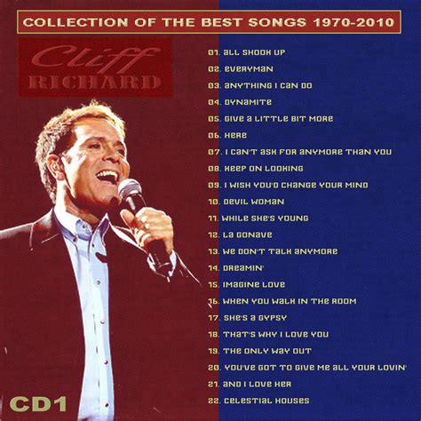 Best Albums 1970 Collection Of The Best Songs 1970 2010 Cd1 Cliff