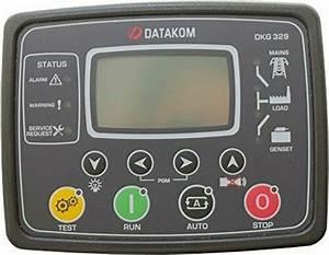 Datakom Dkg Mains Automatic Transfer Switch