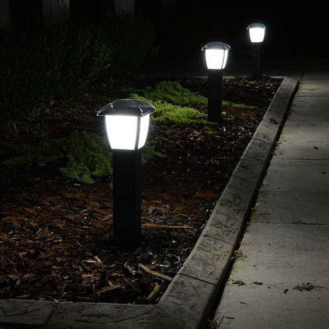 how do solar path lights work solar walkway pathway light capitol 15 39 of pathway solar
