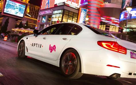 Lyft Self-driving Cars Will Be Giving Rides During Ces