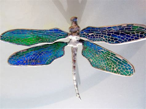 dragonfly stained glass l dragonfly stained glass stained glass pinterest