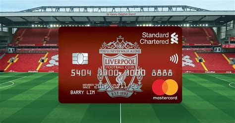 It is a simple and easy way let's say your due date for payment is 25th of each month. Standard Chartered Unveils New Liverpool FC Cashback Credit Card