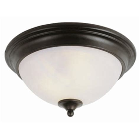 menards flush ceiling lights patriot lighting 174 arabella 2 light 13 quot rubbed bronze
