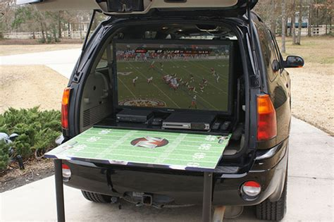 party box brings  innovation  tailgating tailgate