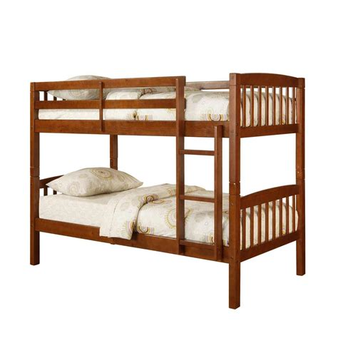 size bunk beds size bunk beds decofurnish 6418