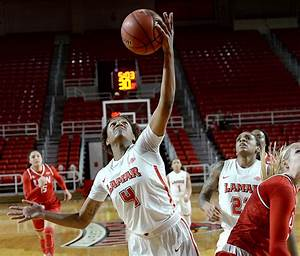 Lamar women's basketball can break school record Saturday ...