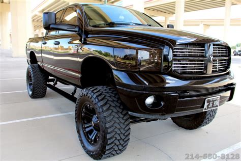 2008 dodge ram 2500 custom turbo diesel 4×4 lifted monster