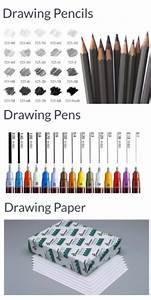 U0026 39 Most Essential Drawing Tools Professional Artists Use     U0026 39   Via Inspirationfeed Com