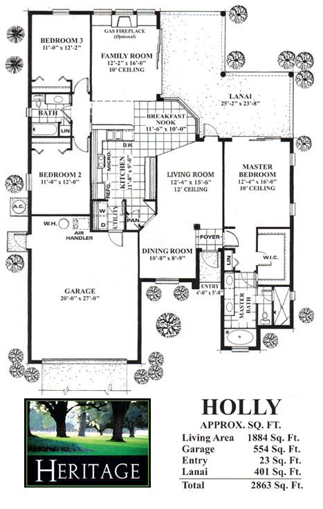 home plans for sale gated community in florida heritage elevation the