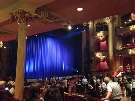 Academy of music philadelphia 2019 all you need to know. Parquet Circle Section H, Row W, Seats 45 and 47 - Yelp