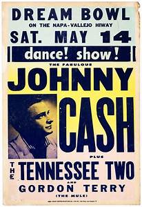 Johnny Cash Poster : 17 best images about gig posters on pinterest modest mouse the clash and the black keys ~ Buech-reservation.com Haus und Dekorationen