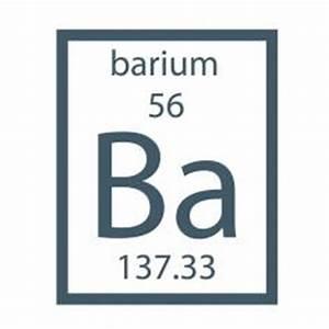Elemental: Barium