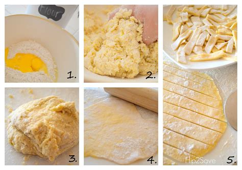 how to make your own noodles homemade egg noodles for soup easy chicken or turkey noodle soup recipe hip2save