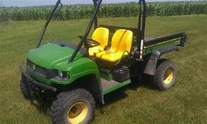 2005 John Deere Gator Hpx Atv U0026 39 S And Gators