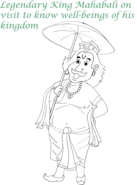 colouring pages onam festival coloring pages