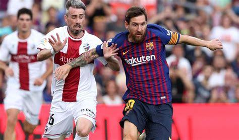 Huesca vs FC Barcelona EN VIVO ESPN 2: ver partido liga ...