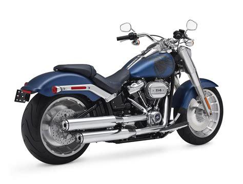2018 Harley-davidson Fat Boy 115th Anniversary (anx