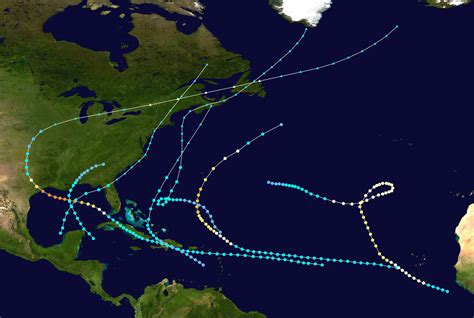 1900 Atlantic Hurricane Season Wikipedia
