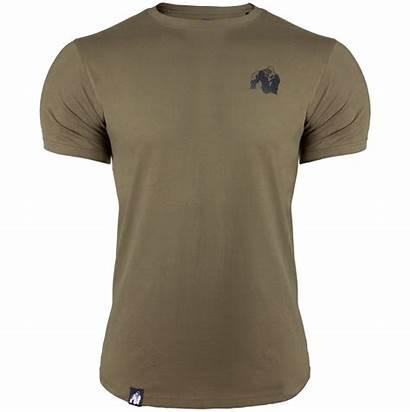 Army Shirt Detroit Gorilla Wear Gorillawear
