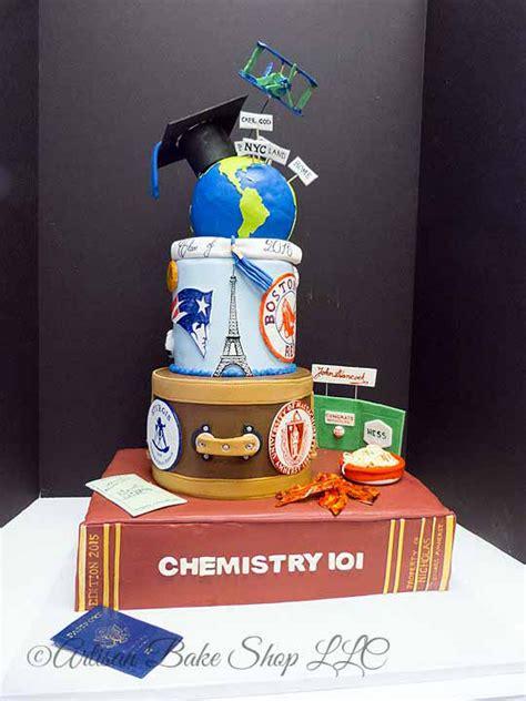 custom graduation cakes creative graduation cakes