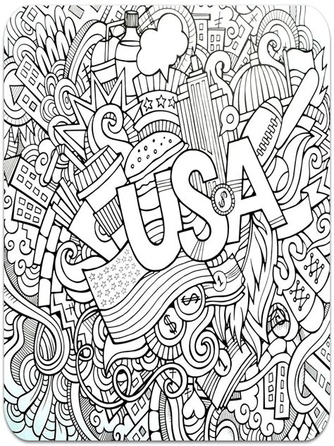 anti stress coloring pages  adults  printable anti