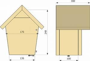 Plan Nichoir Oiseaux : plans de nichoirs multi sp cifiques 5 ~ Melissatoandfro.com Idées de Décoration