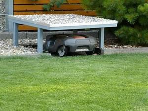 Rasenroboter Husqvarna 310 : rasenroboter garage selber bauen atemberaubend auf kreative deko ideen mit 25 best ideas about ~ Buech-reservation.com Haus und Dekorationen