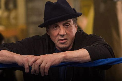 Sylvester Stallone Says His Days Of Playing Rambo Are