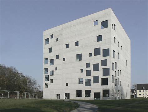 Zollverein School Of Mangement And Design In Essen by Objekt Details Beton Org