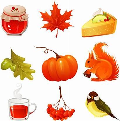 Autumn Vector Icons Clipart Graphics Dmca Complaint