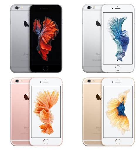 iphone 6s color what iphone 6s color to buy gold gold silver or gray