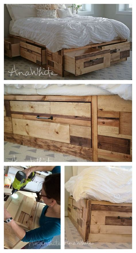 scrap wood storage woodworking projects plans