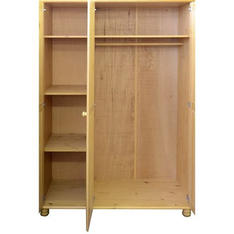 Wardrobe With Shelves And Drawers by Top 15 Of Pine Wardrobes With Drawers And Shelves