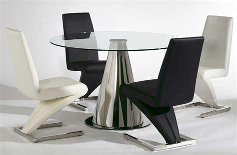 modern table l set special inspiration modern dining sets round table set