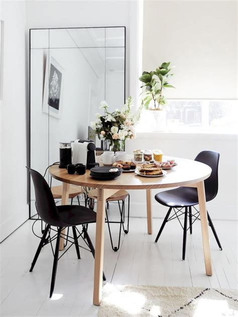 minimalist dining room decorating ideas