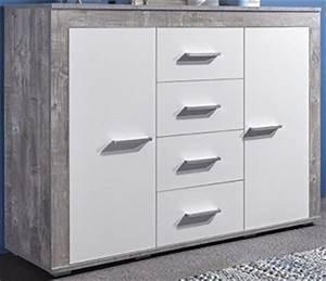 Sideboard Weiß Grau : anrichte weiss grau gescheckt dekor sideboard weiss grau gescheckt dekor 2951 ~ Orissabook.com Haus und Dekorationen