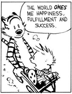 Calvin and Hobbes, Thursday Splitz! (1 of 2 DA