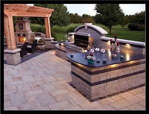 Interesting bbq patio design ideas patio design 45 for Bbq design ideas