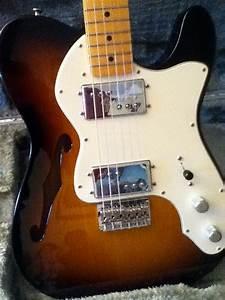 Fender Telecaster 72 Thinline Reissue