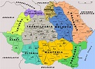File:Greater Romania.svg   Military Wiki   FANDOM powered ...