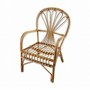 Chaise Enfant Rotin : fauteuil en rotin pour enfant mes petites puces ~ Teatrodelosmanantiales.com Idées de Décoration