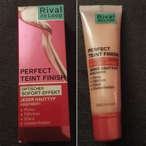 Test - Make-up Base - Rival de Loop Perfect Teint Finish