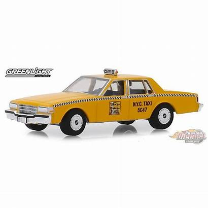 Chevrolet Caprice York Taxi Greenlight Hobby 1987