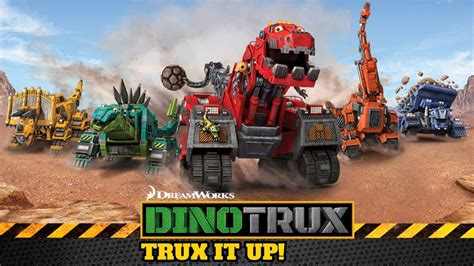 monster truck show for kids dinotrux trux it up by fox and sheep gmbh ios