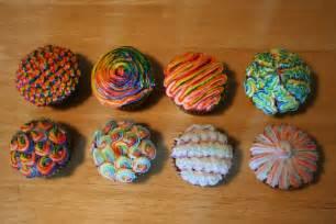cupcake design colorful swirled cupcakes cupcakes photo 36380450 fanpop