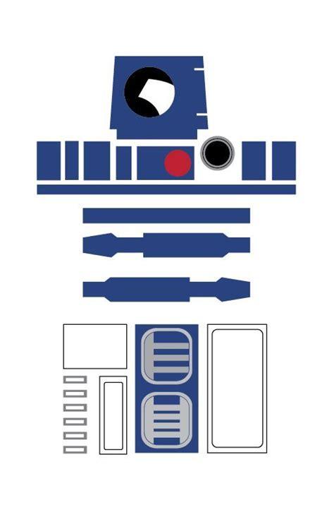 R2d2 Printable Template by R2d2 Printable Template Search Wars