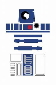 r2d2 printable template google search star wars With r2d2 printable template