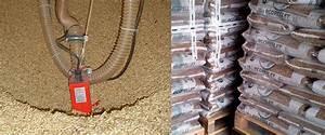 Pellets De Bois : stockage des pellets de bois ~ Nature-et-papiers.com Idées de Décoration